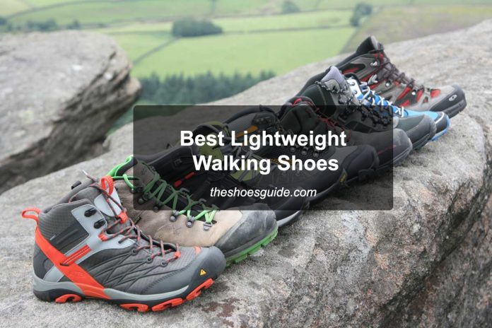 Top 5 Best Lightweight Walking Shoes Reviews