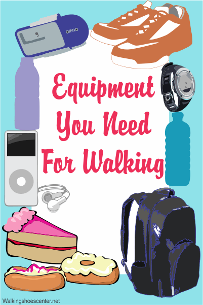 Equipment You Will Need For Walking 1