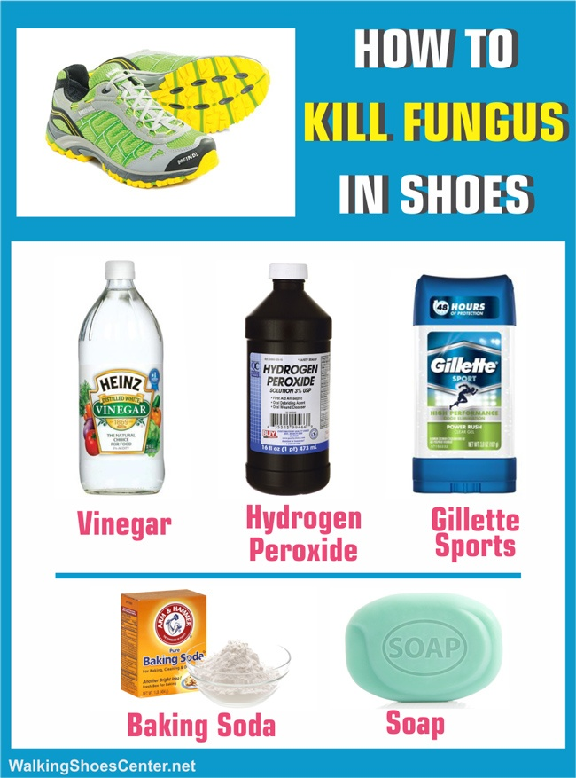 How to Kill Fungus In Shoes 2