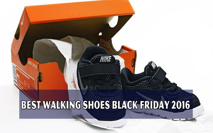 Best Walking Shoes Black Friday 2016