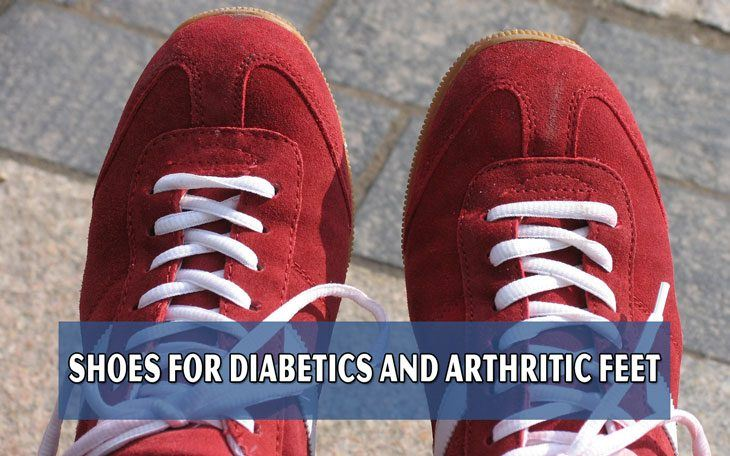 Best Walking Shoes for Diabetics and Arthritic Feet