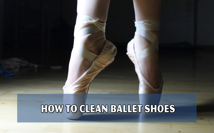 Best Way to Clean Satin Ballet Shoes 2