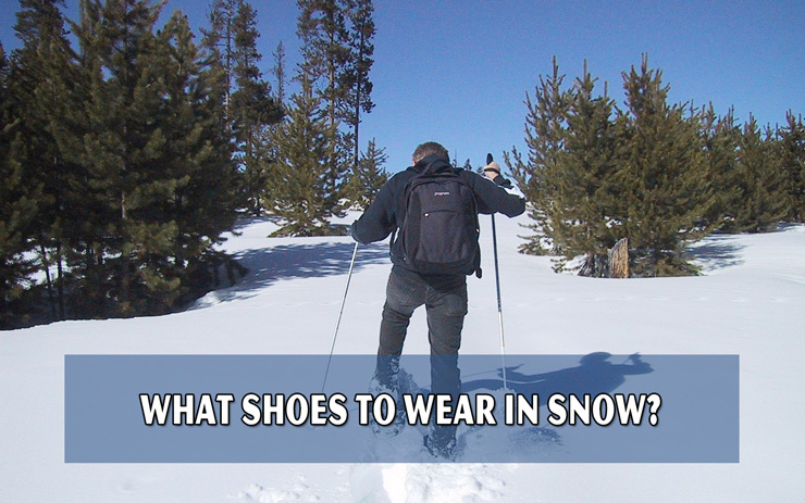 What Shoes To Wear In Snow