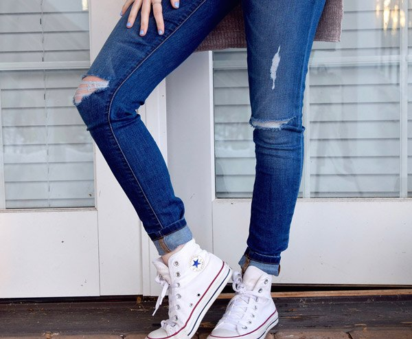 Shoes Tips: What Shoes To Wear With Jeans? 5