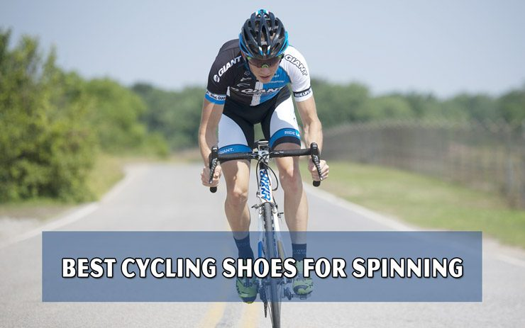 best cycling shoes for Spinning