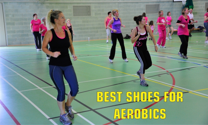 best shoes for aerobics